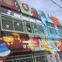 幼稚園壁画(安城市)02(2015年)