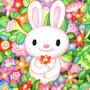 ウサギの園/original