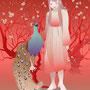 梅林と孔雀