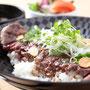 金沢ステーキ丼 2060円