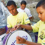 NGO CARIOCA - Percussion workshop