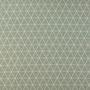 graustaubgrün große Dreiecke weiß; 100% Baumwolle