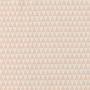 5: puderrosa Dreiecke; 100% Baumwolle