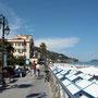 Alassio Promenade