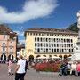 der Waltherplatz in Bozen