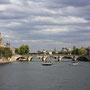 die Seine mit Blick auf Notre Dame