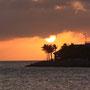 der berühmt berüchtigte Key West Sonnenuntergang