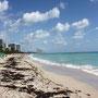 Stand von Surfside - Miami