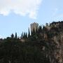 die Burg von Arco