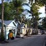 typische Häuschen auf Key West