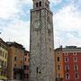 das Wahrzeichen von Riva, der Apponale Turm