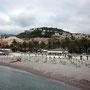 Strand von Pietra Ligure