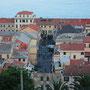 abendlicher Blick auf Pietra Ligure