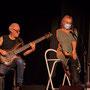 Création musicale Siladigueron. Jack Tocah, Carole Simon-Tocah, cheffe de cœur. Lundi 7 juin 2021, Cénac