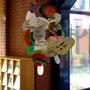 Große Poesiewolke mit Gedichten von Kindern - Welttag der Poesie 2012, Stadtbücherei Frankfurt am Main