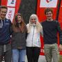 LL-Kader OSSV: Beda Klee, Adriana Klee, Angela Graf, Cédric Keller