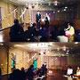 第2回弘前×音楽哲学カフェ@ストリングラフィーStudioEvE(出演:今田匡彦、鈴木モモ、ササマユウコ)