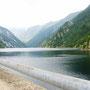 im Tal beim Staudamm (Ticino)