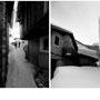 enge gassen - vü schnee