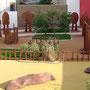 à Chalons en Ch. - Maison pour la petite enfance - sculptures et structures ludiques - différents bois