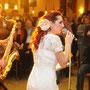 Jenny Boneja & The Ballroom Buskers (USA, D), Intern. Borkumer BluesNights 2011, © Foto: Borkum