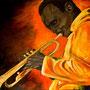 Miles Davis (2008) 80 x 100 cm