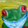 Was guckst du ?  (2010) 40 x 40 cm