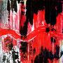 Die rote Welle (2010) 80 x 120 cm