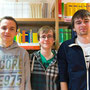 Jonathan Sauerer, Tobias Schaub, Lukas Diederich