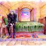 セシルの部屋