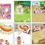 2015たのしい幼稚園10月号 名作絵本「3つのねがい」