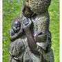 """""""Mother & Twins"""" von Merchers Chiwawa (1974) Serpentine (Schlangenstein) Westfalenpark Dortmund"""