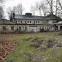 Maschinenhaus der ehem. Zeche Glückaufsegen, Dortmund, Am Rombergpark 2009 vor dem Umbau
