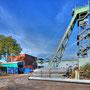 Zeche Hansa, Dortmund - Huckarde (denkmalgeschützt)