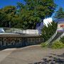 Westfalenpark Dortmund - Früheres Park Café (heute Altenakademie) denkmalgeschützt