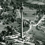 Westfalenpark Dortmund - Fernsehturm Florian hier Eröffnung der Bundesgartenschau 1959   Quelle: Denkmalbehörde