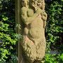Hirtengott Pan Sohn des Zeus und der Nymphe Penelope (Dortmund, Stadtgarten)