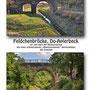 """Feldchenbahnbrücke. Durch Bau der Brücke im Jahre 1864, wurde den für den Transport der Kohle damals benutzten Pferdefuhrwerken, die Möglichkeit der barrierefreien Überquerung der Emscher gegeben. Heute steht das """"Verkehrsbauwerk"""" unter Denkmalschutz."""