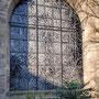 "Fenster: ""Der brennende Dornbusch"" kath. Kirche St. Bonifatius, Dortmund"