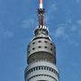 Westfalenpark Dortmund - Fernsehturm Florian (denkmalgeschützt)