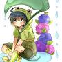 うきうき雨もよう