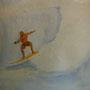 Surfeur aquarelle