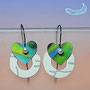 21104714     Ohrhängerpaar   Silber geschwärzt   Laminati    Süsswasserzuchtperlen    340 €