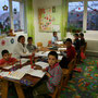 14.00-17.00 Uhr: Hausaufgabenbetreuung in Gruppen