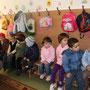9.00 Uhr: Kindergartenbeginn