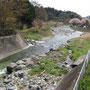 2010年5月2日、薄根川下流域