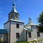 russisch-orthodoxe Kirche in Kenai
