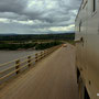 über den Yukon River