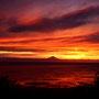 Mt. Redoubt um 23.30 Uhr