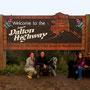 Start zum Dalton HWY